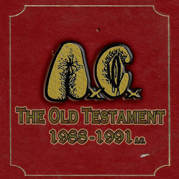 The Old Testament cover art
