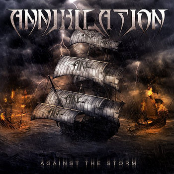 Against the Storm cover art