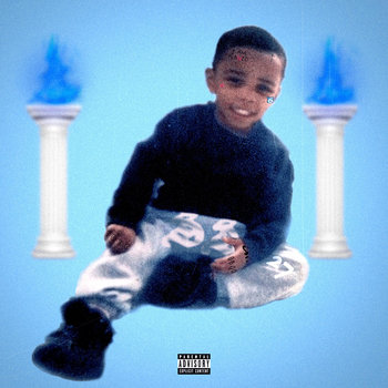 #COLDBLUE cover art