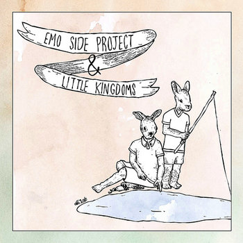 Emo Side Project / Little Kingdoms Split cover art
