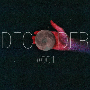 Decoder Magazine #1 cover art