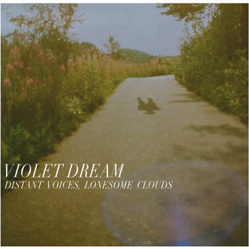 Distant Voices, Lonesome Clouds cover art