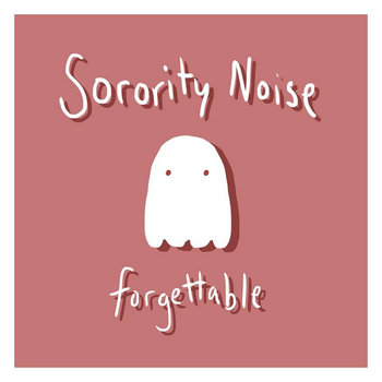 "DK059: Sorority Noise - Forgettable 12"" LP cover art"