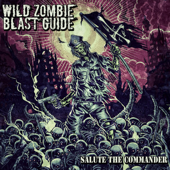 Salute The Commander cover art