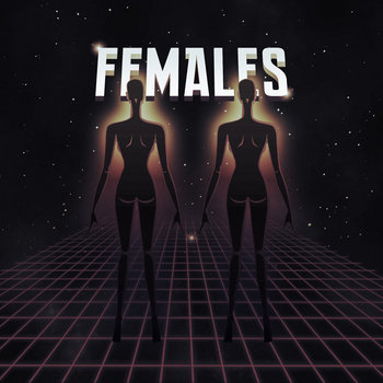Females EP cover art