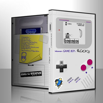 Game Boy Rock (Special Edition) cover art