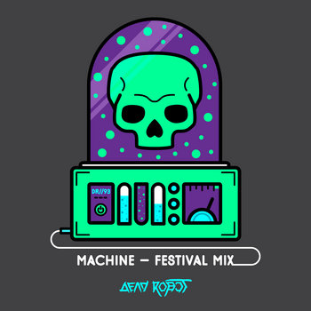 Machine (Festival Mix) cover art