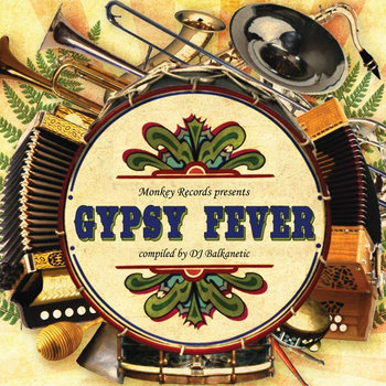 Gypsy Fever cover art