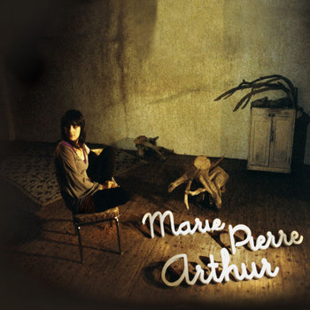 Marie-Pierre Arthur cover art