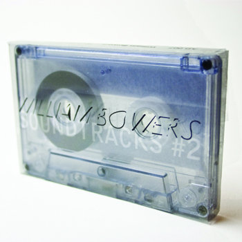 AD007  William Bowers  'Soundtracks #2' cover art