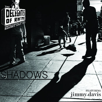Shadows f. Jimmy Davis cover art