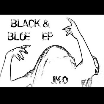 Black &amp; Blue EP cover art