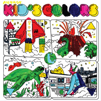 Kid's Colors cover art