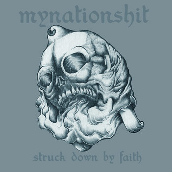 Struck down by Faith cover art