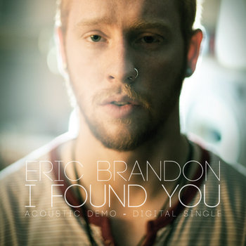 I Found You (Single) cover art