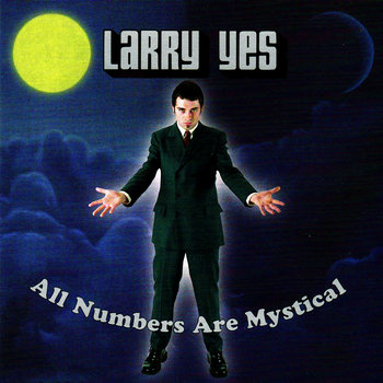 all numbers are mystical cover art
