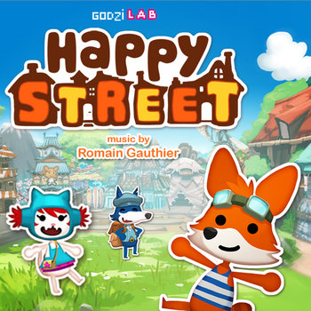 Happy Street cover art