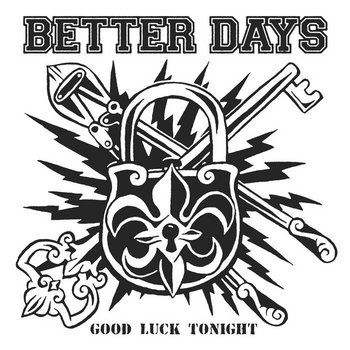 Good Luck Tonight - EP cover art