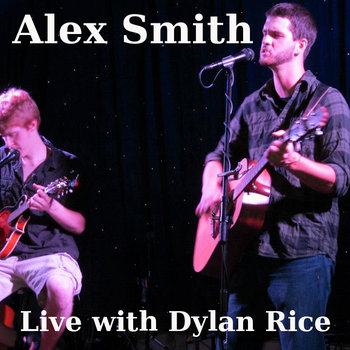 Live with Dylan Rice cover art