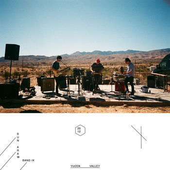 TWO FROM THE DESERT: YUCCA VALLEY 2012 cover art