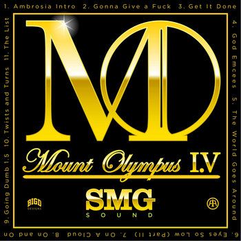Mount Olympus I.V cover art