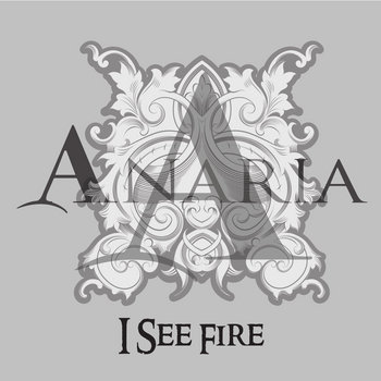 Anaria - I See Fire cover art