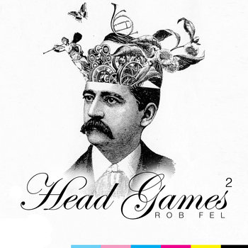 Head Games 2 (Instrumental LP) cover art