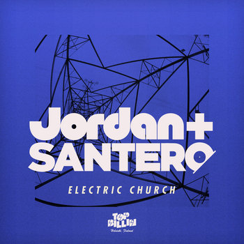 Electric Church EP cover art