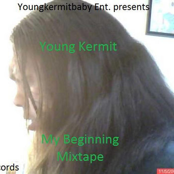 My Beginning (MIXTAPE) cover art