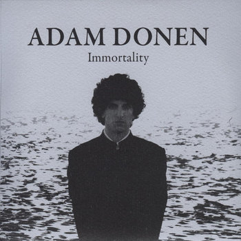 """Immortality"" cover art"