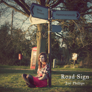 Road Sign EP cover art