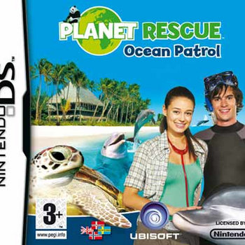 Ocean Patrol - Planet Rescue (DS) cover art