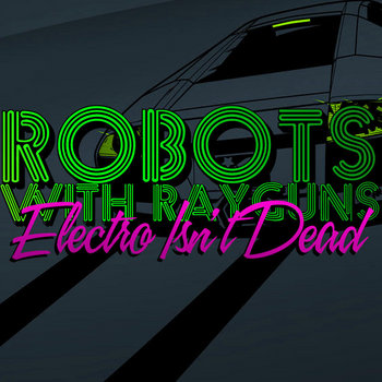 Electro Isn't Dead cover art