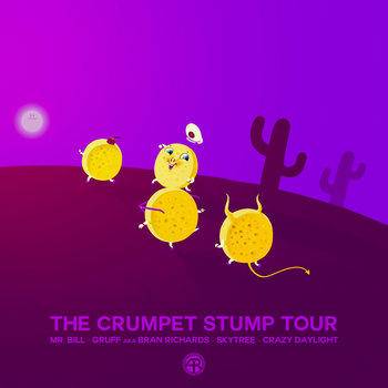 Crumpet Stumps cover art