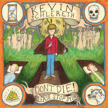 Don't Die!  Please Stop Dying cover art