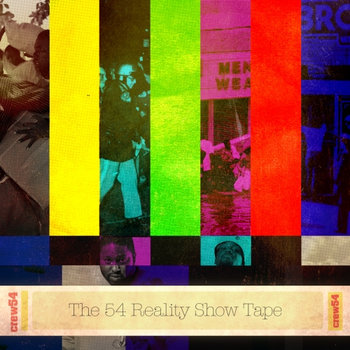 The 54 Reality Show Tape cover art
