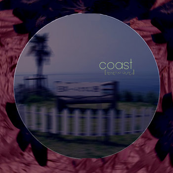 COAST (a range of emotions) LP cover art