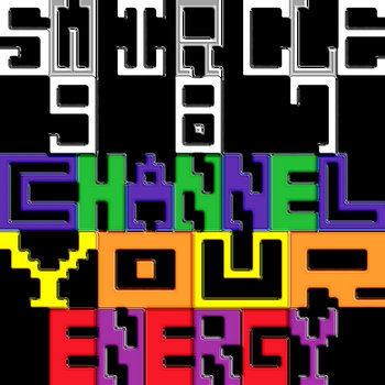 Channel Your Energy cover art