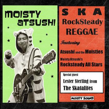 Moisty Atsushi cover art