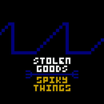 Spiky Things cover art