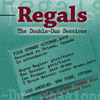 The Double-Duo Sessions cover art