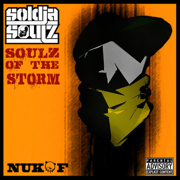Soulz Of The Storm cover art