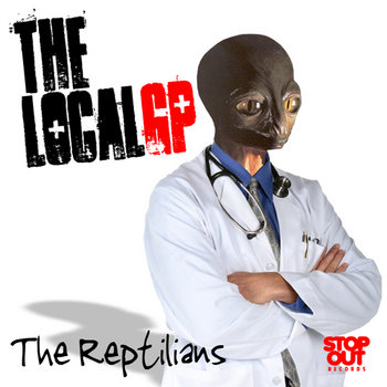 The Reptilians cover art