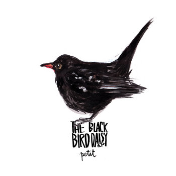 The Blackbird Daisy EP cover art