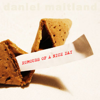 Rumours of a Nice Day cover art