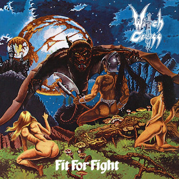 Fit For Fight cover art