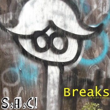 Breaks cover art