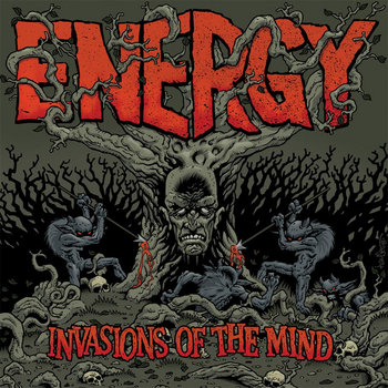 Invasions Of The Mind cover art