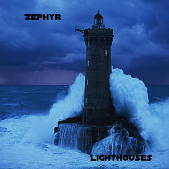 Lighthouses EP cover art