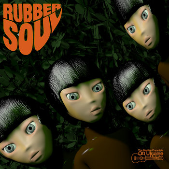Rubber Soul cover art